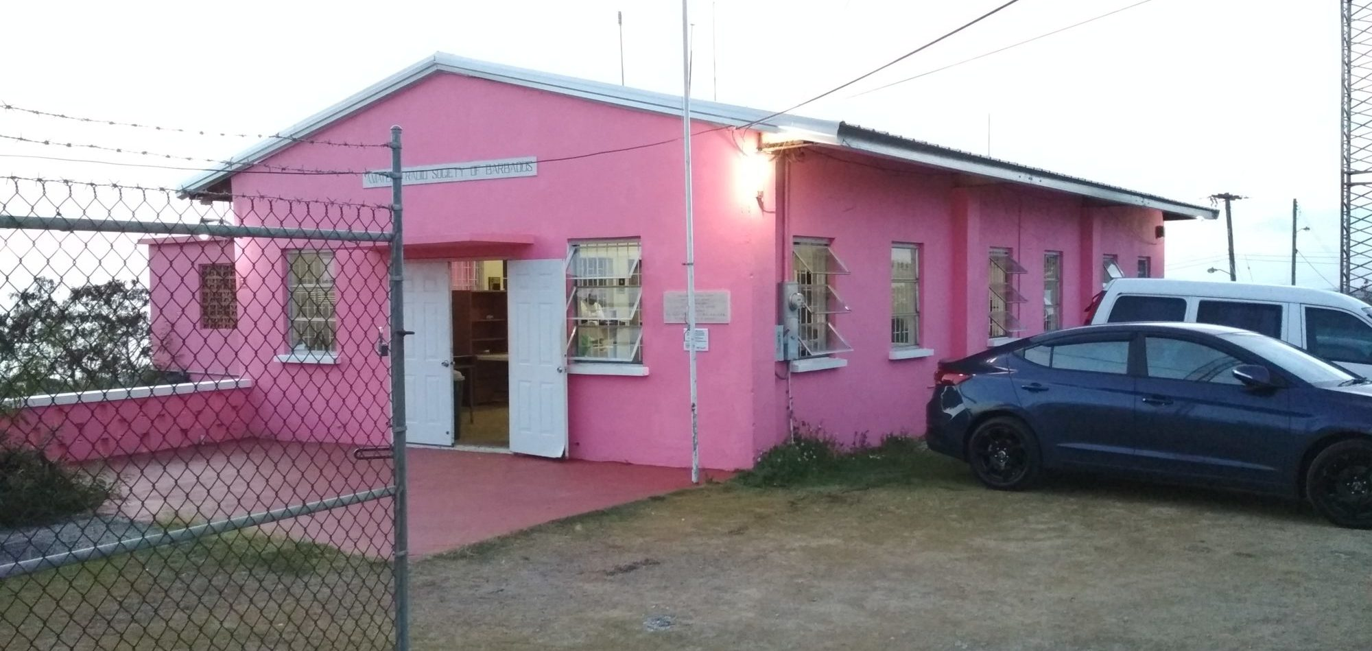 Amateur Radio Society of Barbados